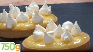 getlinkyoutube.com-Recette de la Tarte au citron meringuée inratable - 750 Grammes