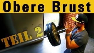 getlinkyoutube.com-Obere Brust trainieren - Teil 2