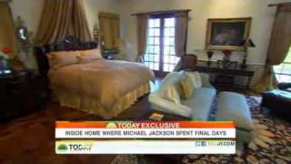Inside Michael Jackson's Home Before Dying! (Including His Ultra-Private Bedroom)