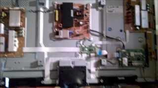 getlinkyoutube.com-Linea negra Horizontal Plasma Tv 51 Samsung Serie 4