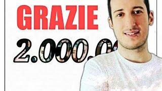 getlinkyoutube.com-2 MILIONI DI AMICI! [ilvostrocaroDexter]