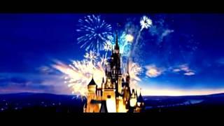 "getlinkyoutube.com-Walt Disney Pictures New Logo with ""Diamond"" Audio Effect (1080p HD!)"