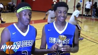 13 Year Olds Shemar Morrow & Kyree Walker Form the Best 7th Grade DUO in the WORLD?!