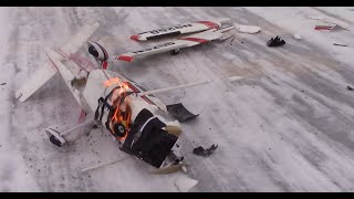 Crashes - Mid air crash - Blow up a plane - Real RC action - NO Rules