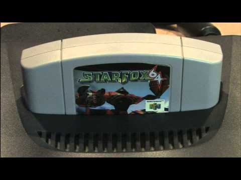 Classic Game Room - NINTENDO 64 console review