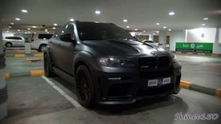 getlinkyoutube.com-Hamann Tycoon Evo M (BMW X6M) - Shots and Drive-off