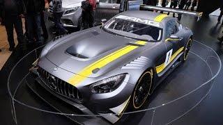getlinkyoutube.com-Die Highlights von Mercedes auf dem Automobil Salon in Genf 2015