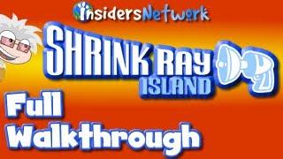 getlinkyoutube.com-★ Poptropica: Shrink Ray Island FULL Walkthrough ★