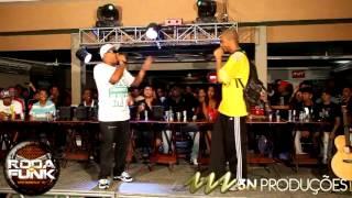 Mazinho X Didô  O Confronto Final  Video oficial Roda de Funk