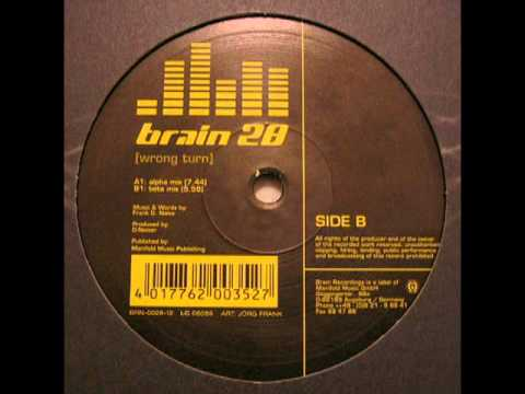 Brain 28   Wrong Turn Alpha Mix