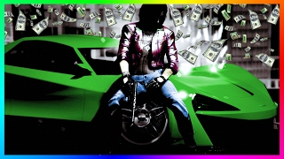 getlinkyoutube.com-GTA ONLINE NEW BONUSES UPDATED - BECOMING A MILLIONAIRE IN GTA 5, BEST MONEY MAKING WAYS & MORE!