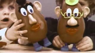 getlinkyoutube.com-Hasbro - Playskool - Mr Potato Head - My Potato - Vintage Commercial  - 1970s