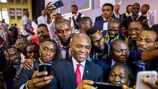 The Documentary on Tony Elumelu Entrepreneurs Transforming Africa
