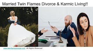 getlinkyoutube.com-Twin Flames - Divorce & Divine Marriage
