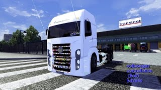 getlinkyoutube.com-Euro Truck Simulator 2 - volkswagen constellation (Bob) Editado