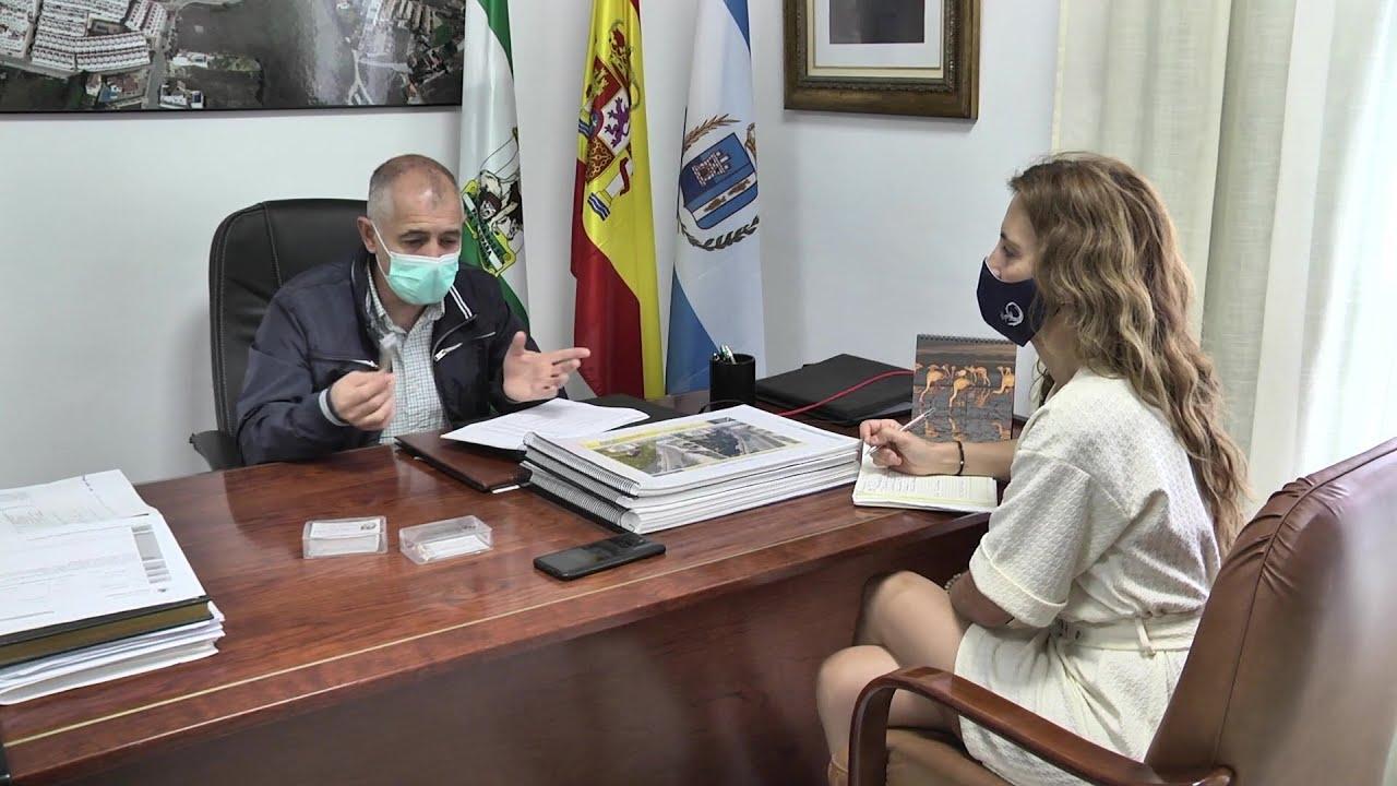El alcalde de Manilva retoma su actividad