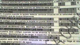 getlinkyoutube.com-PROGRAMACION LAVADORA WHIRLPOOL MODO DE FALLAS