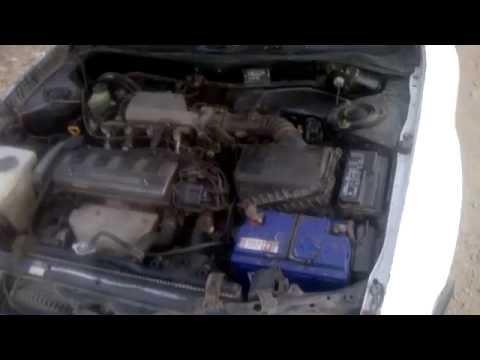 Самодиагностика двигателя, тойота toiota