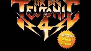 destruction/kreator/sodom/tankard - the big teutonic 4 (full split)