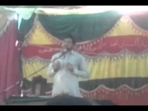 Majlis in Makhnanwali 3 Jun 2014 by Allama Ali Nasir Talhara Part 2