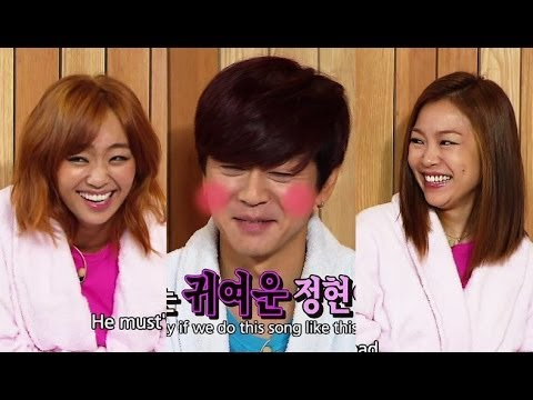 Happy Together - Kings of Performances Special w/ Hyolyn(SISTAR), Yoon Dohyun & more! (2013.12.11)