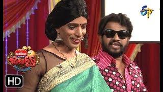 Hyper Aadi, Raising Raju Performance   Jabardasth   4th January 2018    ETV  Telugu
