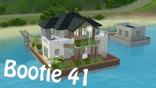 The Sims 3 Speedbuild #3 [Houseboat] Bootie 41