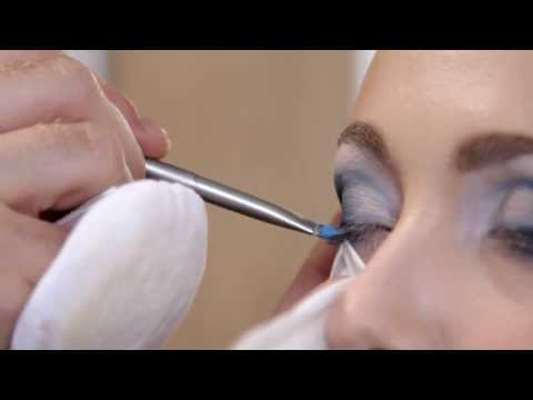 KRYOLAN | Tutorial eye make up with Kryolan Cream Liner