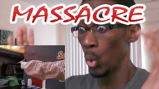 RONALD MCDONALD CHICKEN STORE MASSACRE REACTION!!!!!!