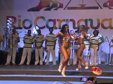 RAINHA E REI MOMO CARNAVAL DO RIO 2014 (FINAL)