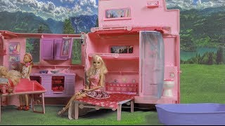 Barbie - The Camping Catastrophe
