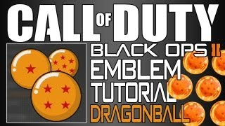 getlinkyoutube.com-Black Ops 2 - Emblem Tutorial: The BEST Dragonball Emblem, 3 Different Ways (Dragonball Z/GT)