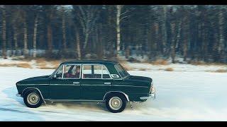 getlinkyoutube.com-JDMщики против ТАЗоводов, серия 2: Зимний дрифт ВАЗ 2103 vs. Toyota chaser