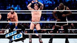 getlinkyoutube.com-Top 10 SmackDown moments: WWE Top 10, February 25, 2016
