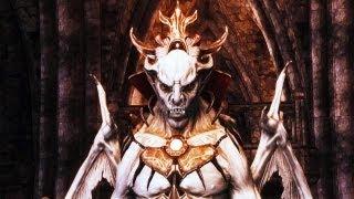 getlinkyoutube.com-Skyrim Dawnguard : Il Signore dei Vampiri e i suoi Poteri