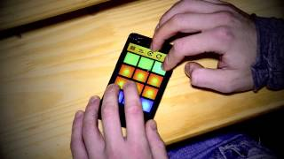 getlinkyoutube.com-Drum Pads  24  Dubstep/Drum'n'Bass Song