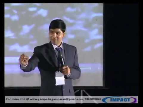 GOOD TO GREAT by Mr VENU BHAGAVAN at IMPACT 2012 Hyderabad