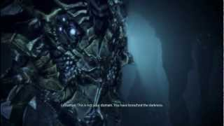 getlinkyoutube.com-Mass Effect 3: Meeting and talking with Leviathan