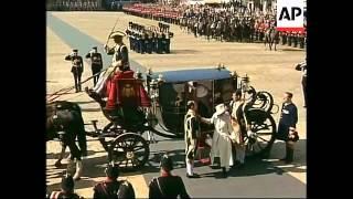 getlinkyoutube.com-Funeral of Dutch Queen Mother