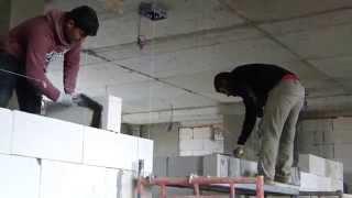 getlinkyoutube.com-فيديو يوضح اعمال البناء بالثرمستون / أربيل/ 2015 / بعدستي / #من_قلب_الحدث