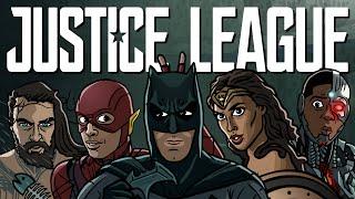 getlinkyoutube.com-Justice League Comic-Con Footage Spoof - TOON SANDWICH