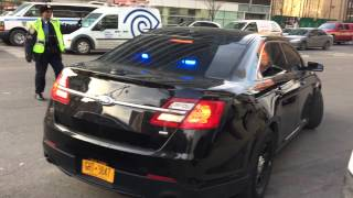 getlinkyoutube.com-HIGH RANKING NYPD OFFICER ARRIVING AT SCENE OF MAJOR 10-60 BUILDING COLLAPSE IN MANHATTAN, NEW YORK.