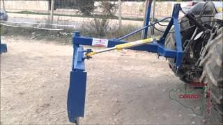 getlinkyoutube.com-Pala livellatrice idraulica (Caruso attrezzature agricole Caruso) Niscemi