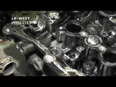 Часть 7 Неисправности и ремонт дизельного двигателя ДИСКАВЕРИ часть