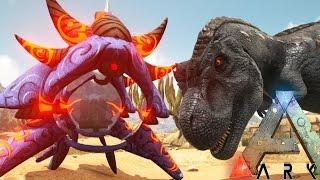getlinkyoutube.com-Ark Survival Evolved - AWESOME SPACE SHIP & SHOULDER DRAGONS! (Ark Modded Gameplay)