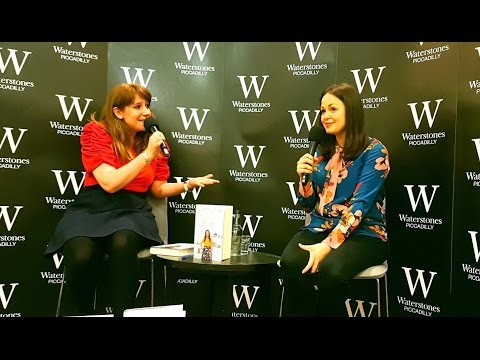 Facebook Live: Giovanna Fletcher at Waterstones Piccadilly