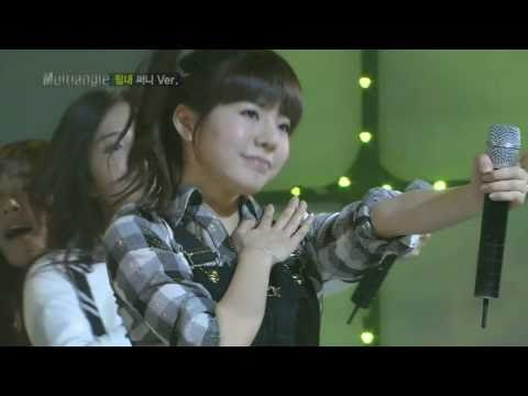 HD SNSD - Way To Go [Sunny] Multi Angle ver. The M 8of14 Mar27.2009 GIRLS' GENERATION 720p