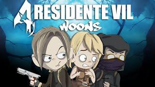 getlinkyoutube.com-Residente Vil 4 (Parodia de Resident Evil 4 Español) ENG SUBS | Woons