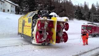 getlinkyoutube.com-RhB Schneeschleuder 95403
