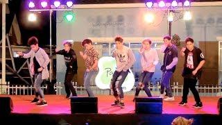 getlinkyoutube.com-151108 BRUTE cover GOT7 - Intro + Just right + If You Do @The Idol Battle Cover Dance 2015 (Semi)
